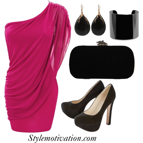 18 Stylish Party Outfit Combinations (31)