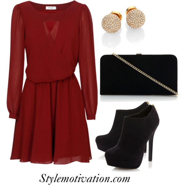 18 Stylish Party Outfit Combinations (33)