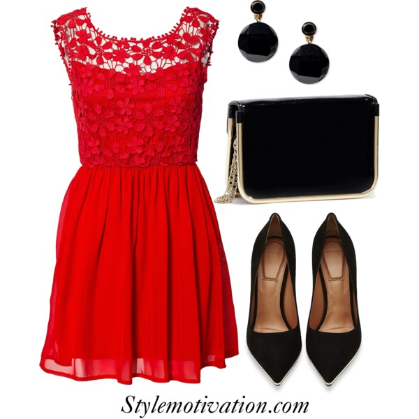 18 Stylish Party Outfit Combinations (35)
