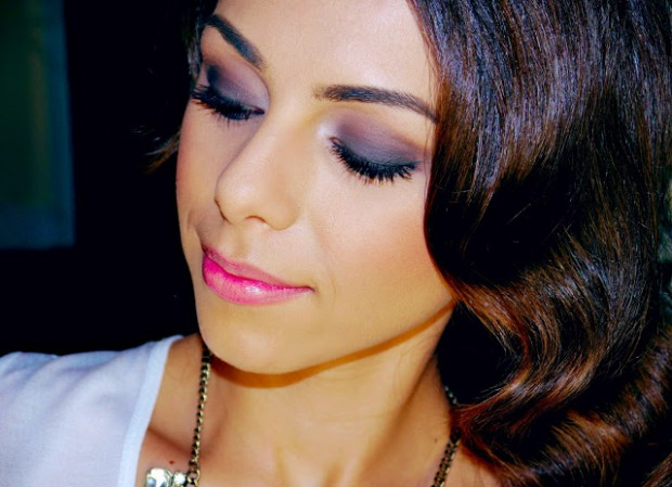 19 Glamorous Makeup Ideas and Tutorials for New Year Eve  (14)
