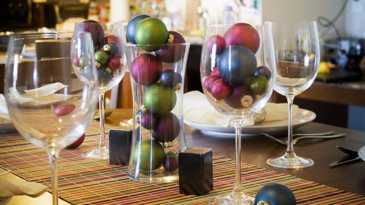 Prime 19 Simple And Elegant Diy Christmas Centerpieces Style Download Free Architecture Designs Sospemadebymaigaardcom
