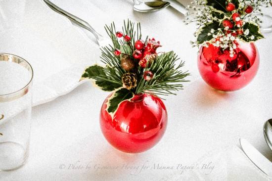 19 simple and elegant diy christmas centerpieces style motivation 19 simple and elegant diy christmas centerpieces solutioingenieria Images