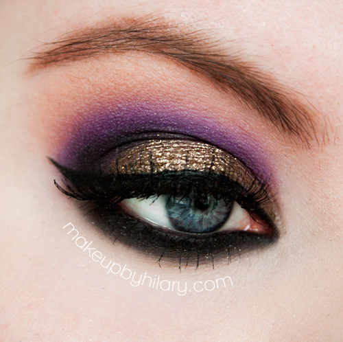 19 Statement Makeup Ideas and Tutorials for The Holiday Party Season (12)