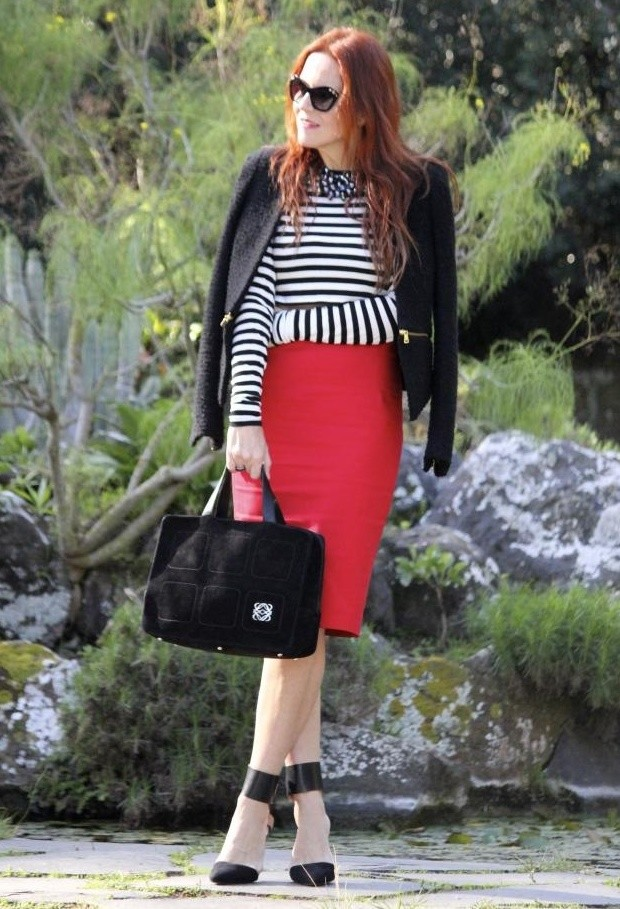 20 Amazing Office Chic Outfit Combinations (19)