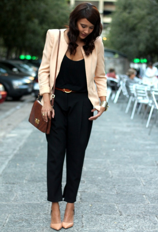 20 Amazing Office Chic Outfit Combinations (2)