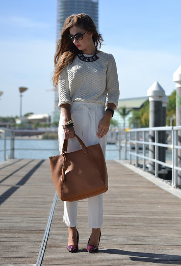 20 Amazing Office Chic Outfit Combinations (20)