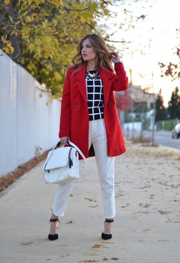 20 Amazing Office Chic Outfit Combinations (4)
