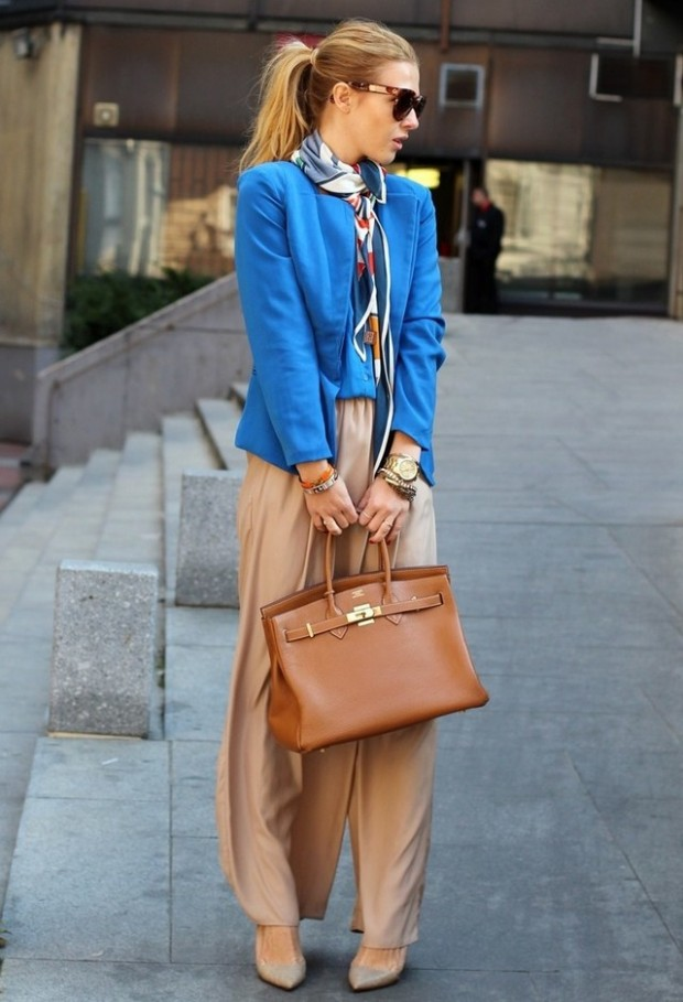 20 Amazing Office Chic Outfit Combinations (5)