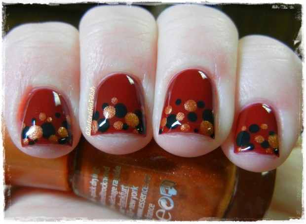 20 Festive Nail Art Ideas for New Year's Eve (14)