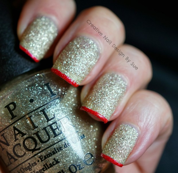 20 Festive Nail Art Ideas for New Year's Eve (4)