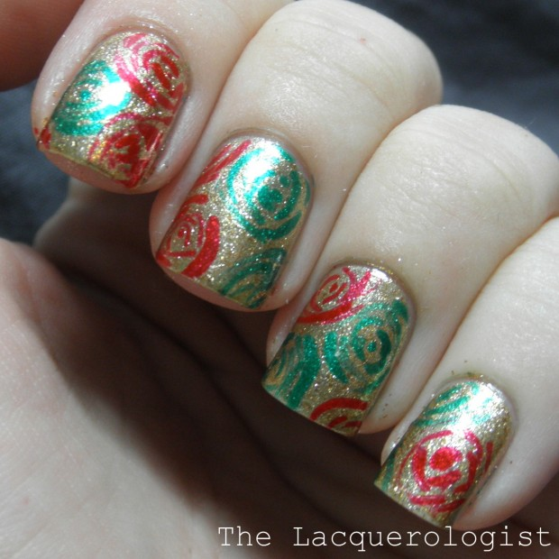 20 Festive Nail Art Ideas for New Year's Eve