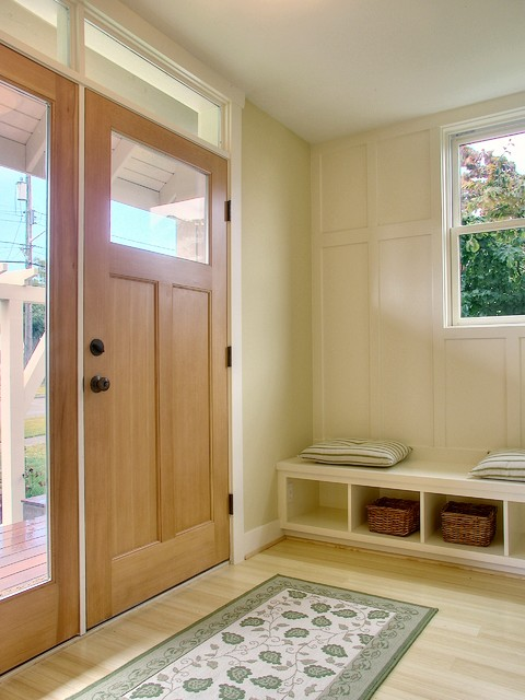 Difference Between Foyer And Entry : Great ideas for entry bench design and organization