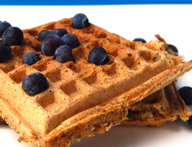 20 Great Waffle Recipes Perfect for Holiday Breakfast (13)