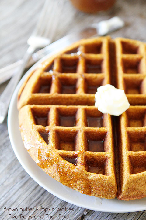 20 Great Waffle Recipes Perfect for Holiday Breakfast (9)