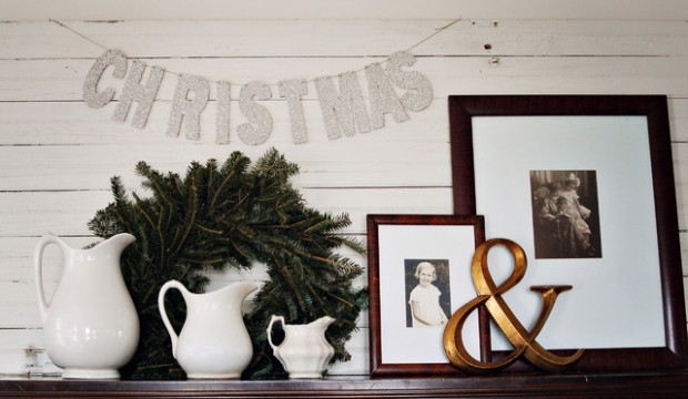20 Rustic Christmas Decoration Ideas (10)