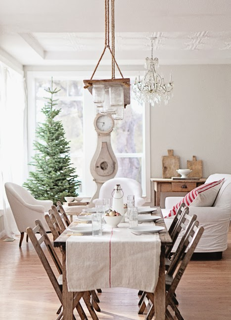 20 Rustic Christmas Decoration Ideas (12)