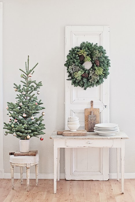 20 Rustic Christmas Decoration Ideas (13)