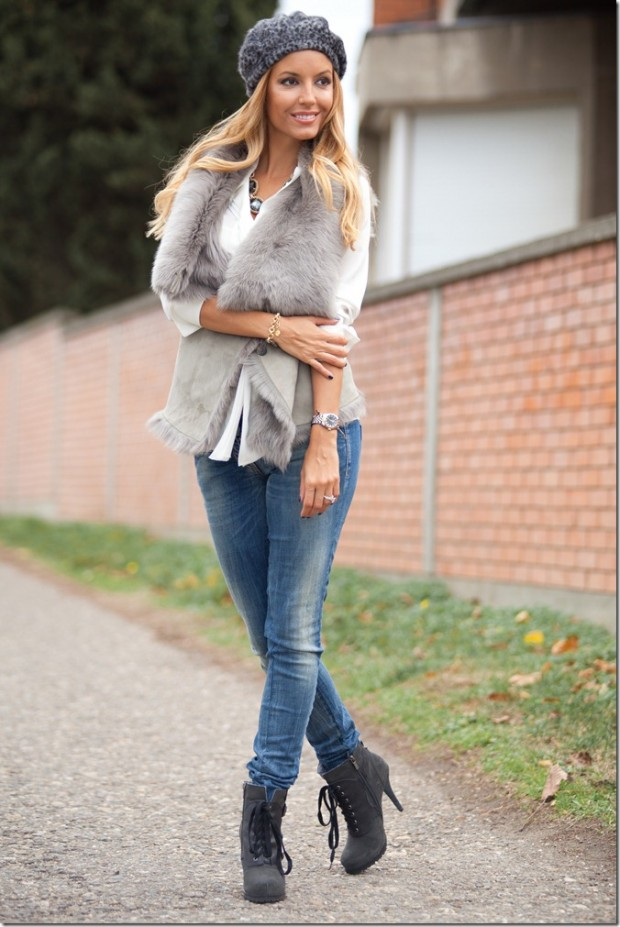 20 Stylish Outfit Ideas by Designer and Fashion Blogger Biljana Tipsarevic