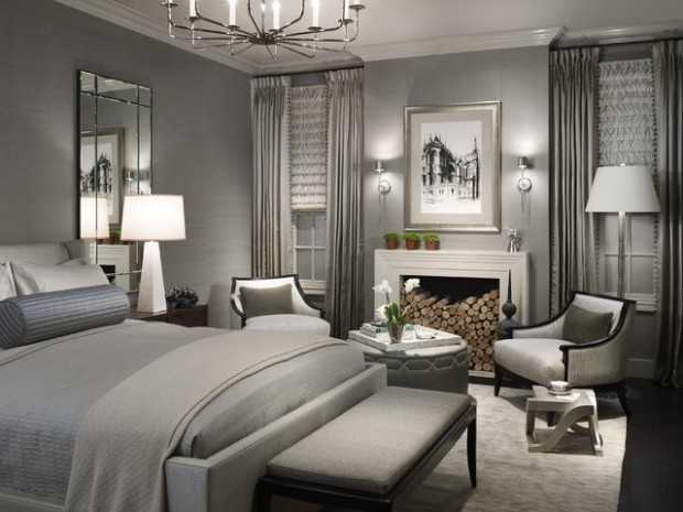 Exceptional 19 Elegant And Modern Master Bedroom Design Ideas