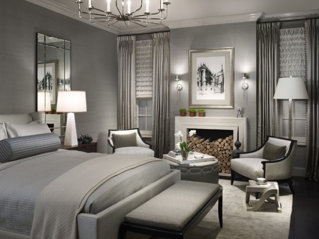 21 Elegant and Modern Master Bedroom Design Ideas (1)