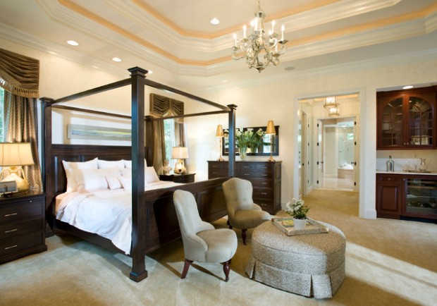 19 Elegant And Modern Master Bedroom Design Ideas Style
