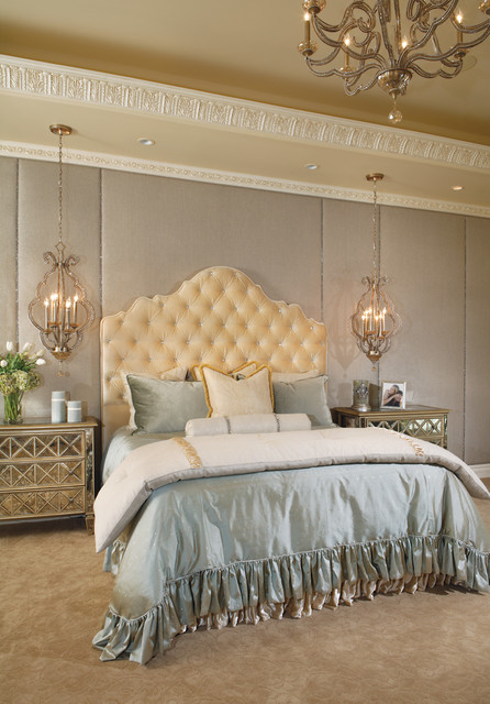 Stunning Contemporary Master Bedroom Decorating Ideas