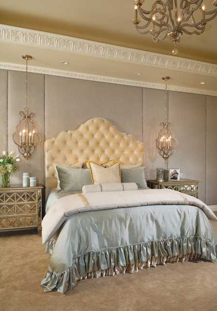 21 Elegant and Modern Master Bedroom Design Ideas (19)