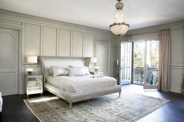21 Elegant and Modern Master Bedroom Design Ideas (21)