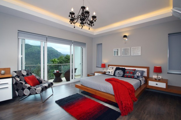 21 Elegant and Modern Master Bedroom Design Ideas (7)