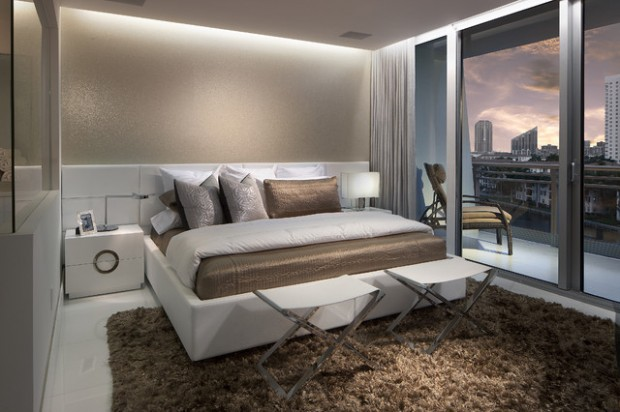 21 modern master bedroom design ideas style motivation Modern chic master bedroom