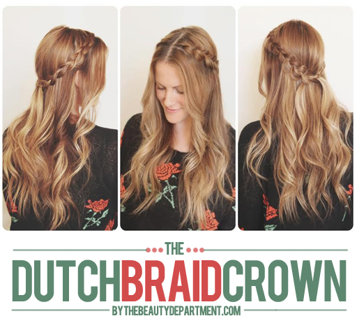 22 Gorgeous Hairstyle Ideas and Tutorials for New Year's Eve (10)
