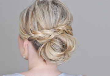 22 Gorgeous Hairstyle Ideas and Tutorials for New Year's Eve - New Year's Eve Party, New Year hairstyle, New Year, Hairstyles, hairstyle tutorials, hairstyle ideas