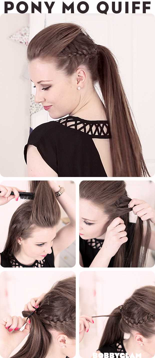 22 Gorgeous Hairstyle Ideas and Tutorials for New Year's Eve (17)