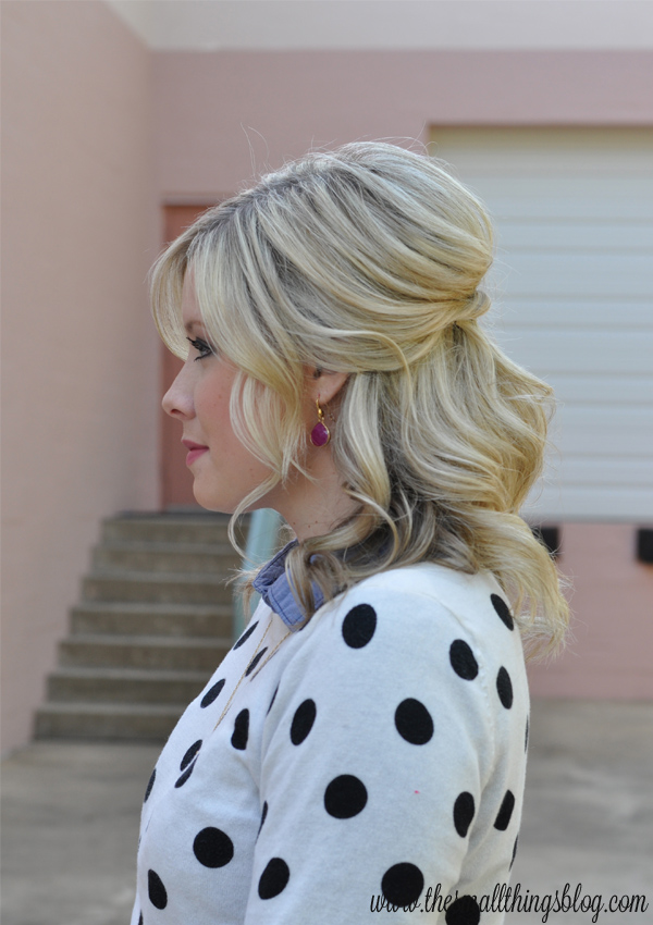 22 Gorgeous Hairstyle Ideas and Tutorials for New Year's Eve (18)