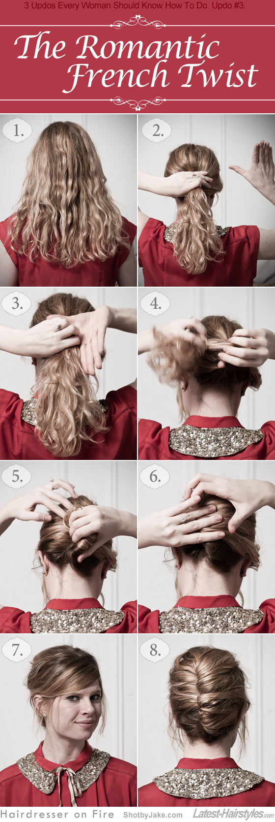 22 Gorgeous Hairstyle Ideas and Tutorials for New Year's Eve (19)