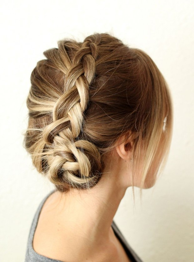 22 Gorgeous Hairstyle Ideas and Tutorials for New Year's Eve (3)