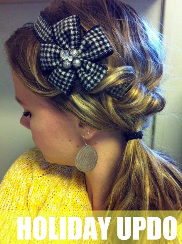 22 Gorgeous Hairstyle Ideas and Tutorials for New Year's Eve (5)