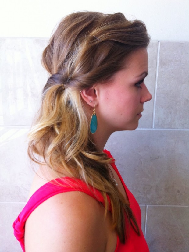 22 Gorgeous Hairstyle Ideas and Tutorials for New Year's Eve (6)