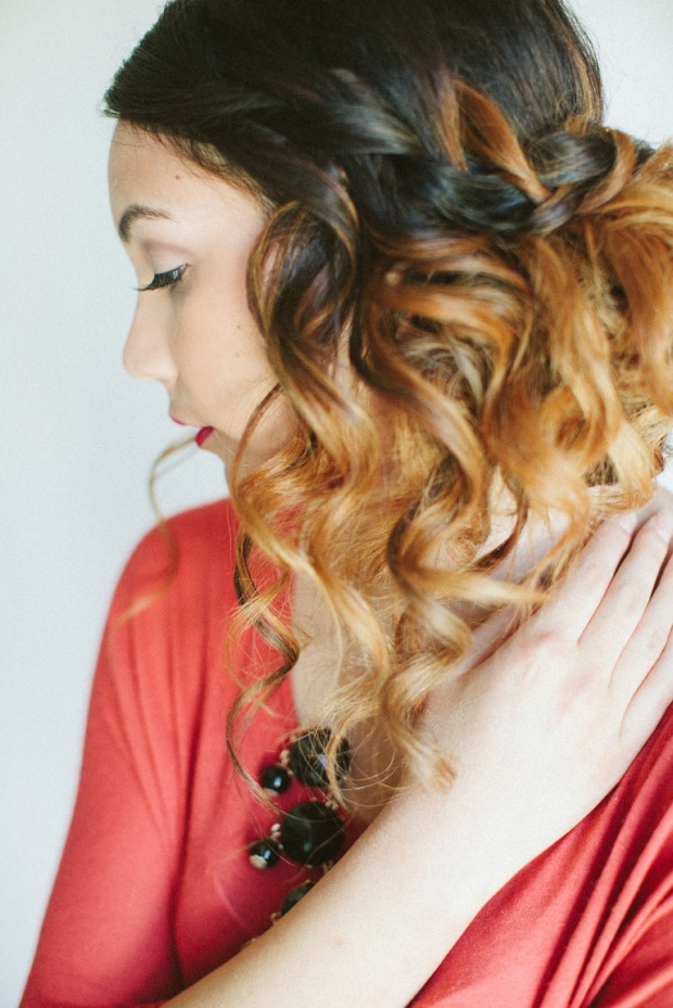 22 Gorgeous Hairstyle Ideas and Tutorials for New Year's Eve (8)