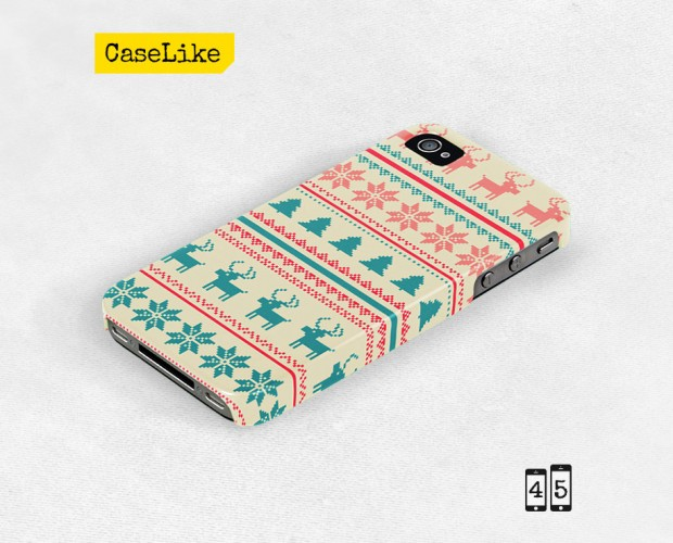 22 Stylish Christmas iPhone Cases for the Festive Season (10)