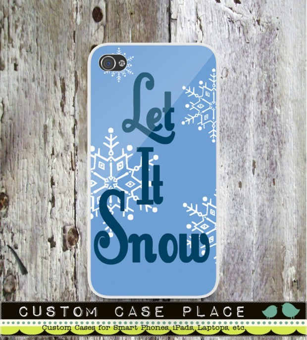 22 Stylish Christmas iPhone Cases for the Festive Season (19)