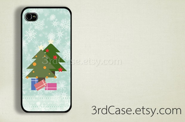22 Stylish Christmas iPhone Cases for the Festive Season (20)