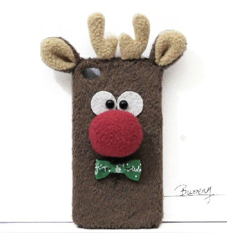 22 Stylish Christmas iPhone Cases for the Festive Season (4)