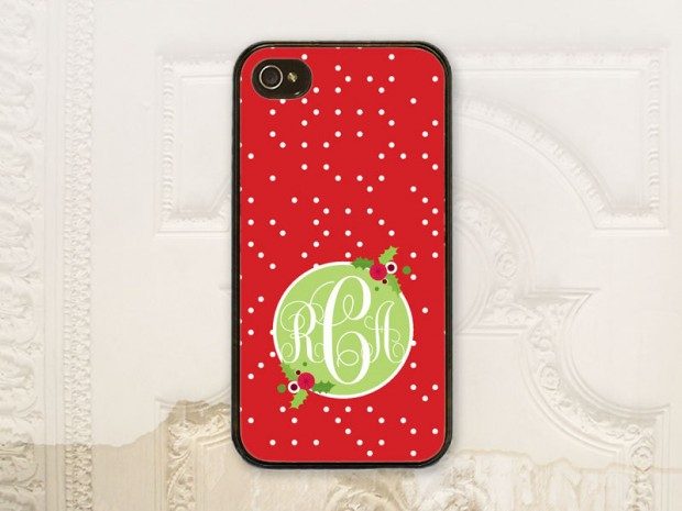 22 Stylish Christmas iPhone Cases for the Festive Season (7)