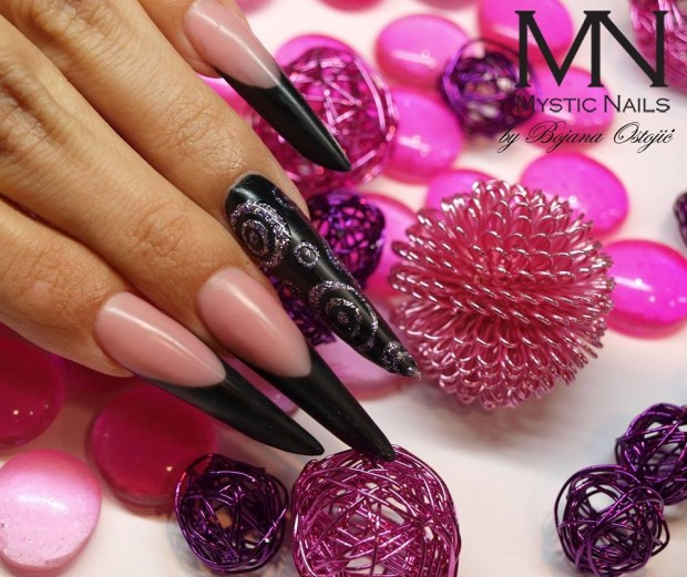 22 Unique Nail Designs by Mystic Nails (10)