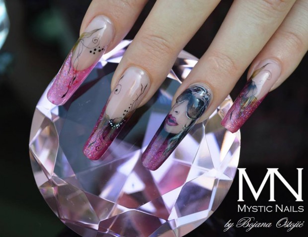 22 Unique Nail Designs by Mystic Nails (18)