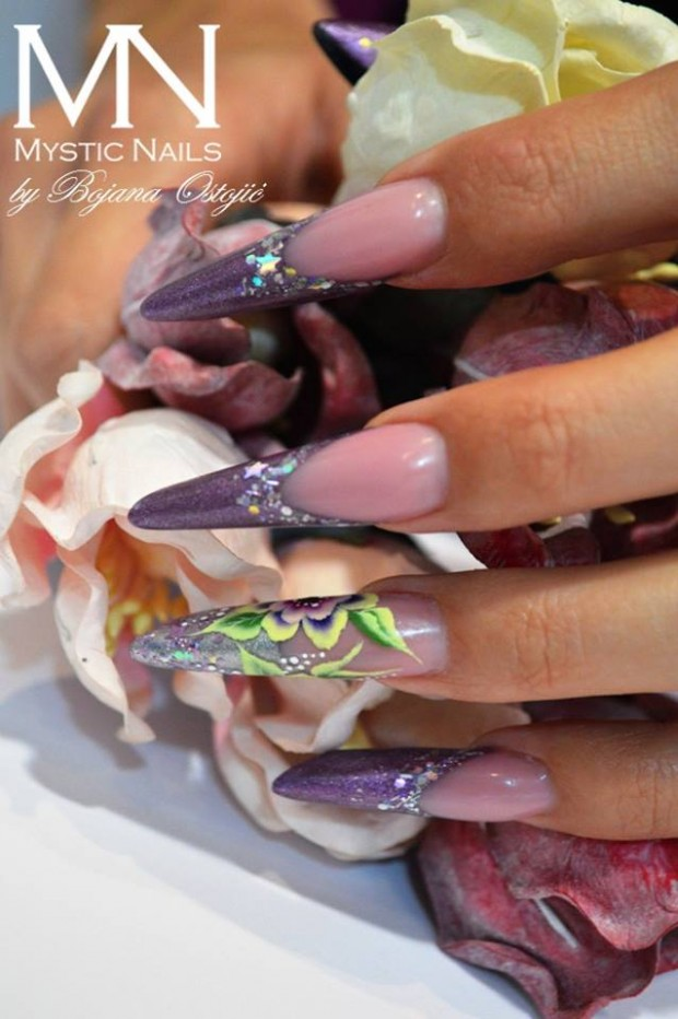 22 Unique Nail Designs by Mystic Nails (19)