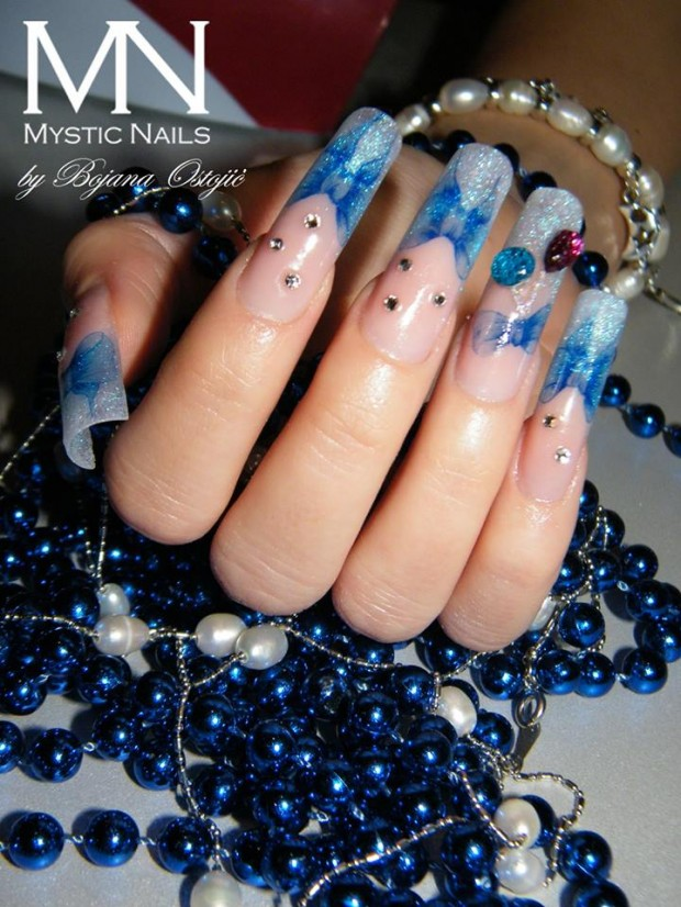 22 Unique Nail Designs by Mystic Nails (8)
