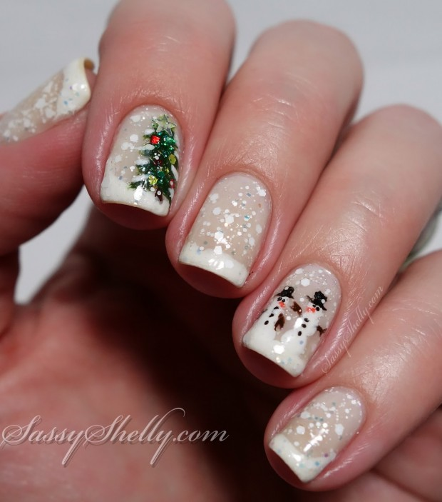 23 Cute and Fancy Nail Art Ideas for This Season (19)