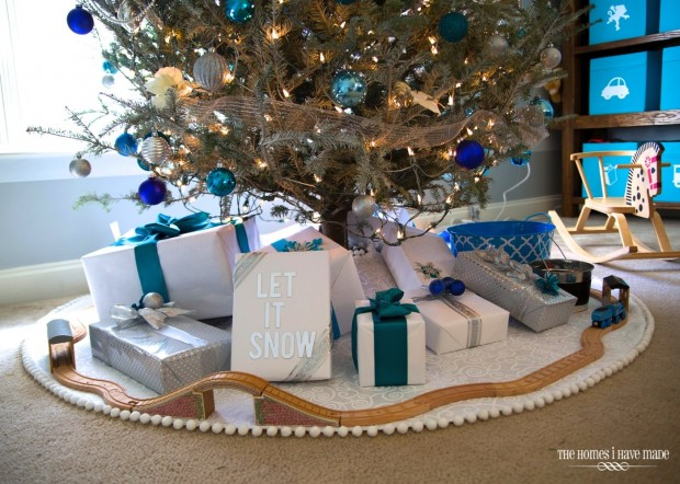 23 DIY Christmas Decor Projects for Festive Atmosphere in Your Home     (1)